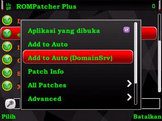 Aplikasi rompatcher s60v2